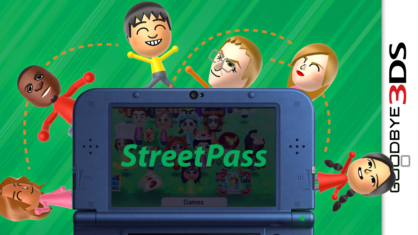 StreetPass – The Defining 3DS Feature - Vooks