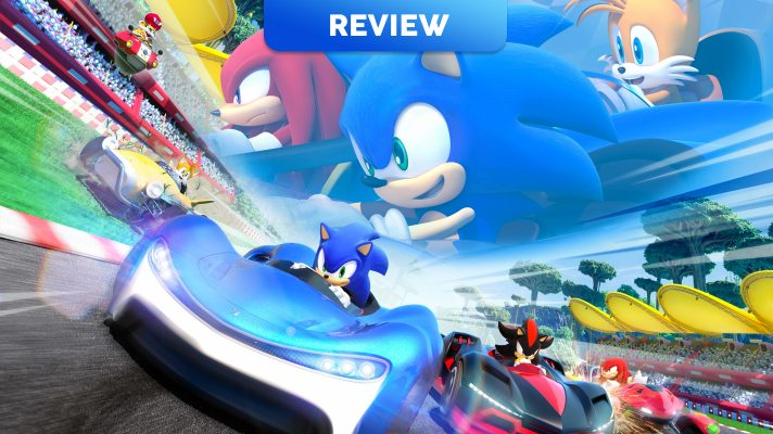 Team Sonic Racing (Switch) Review