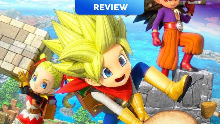 Dragon Quest Builders 2 (Switch) Review
