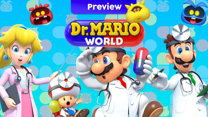 Hands-on with Dr. Mario World's Story and Versus Modes