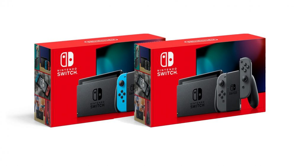 New Nintendo Switch model announced, will focus on improving battery life
