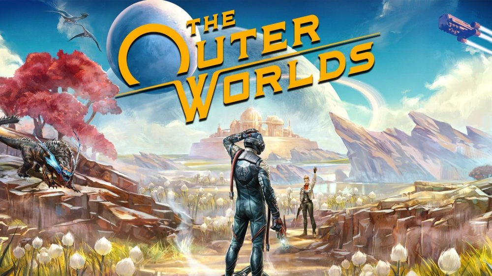 The Outer Worlds is getting a Nintendo Switch port