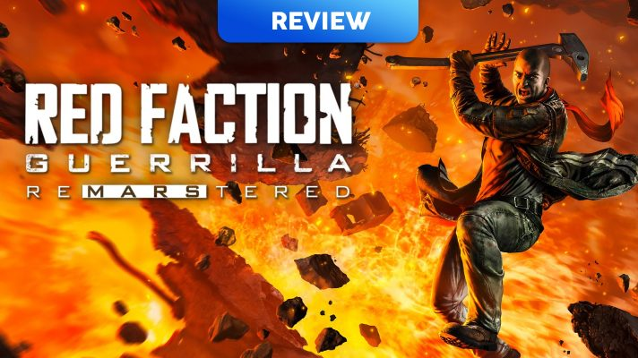 Red Faction Guerilla: Re-Mars-tered Edition (Switch) Review