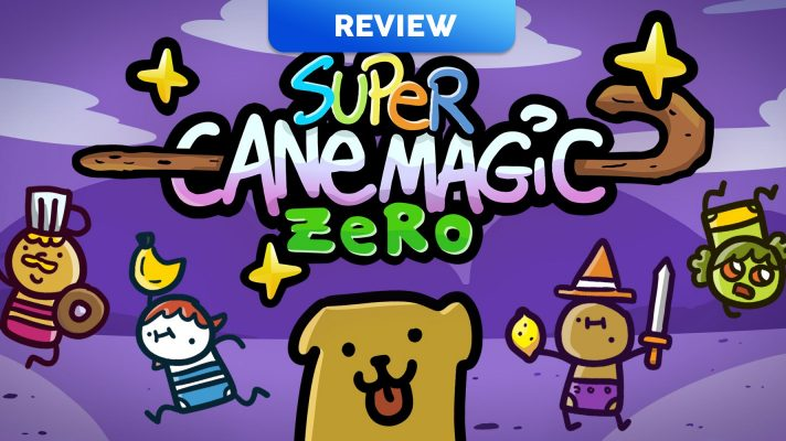 Super Cane Magic ZERO (Switch eShop) Review