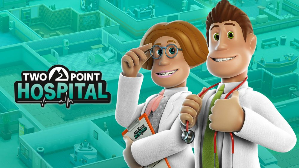 Two Point Hospital coming to consoles | PlayStation 4