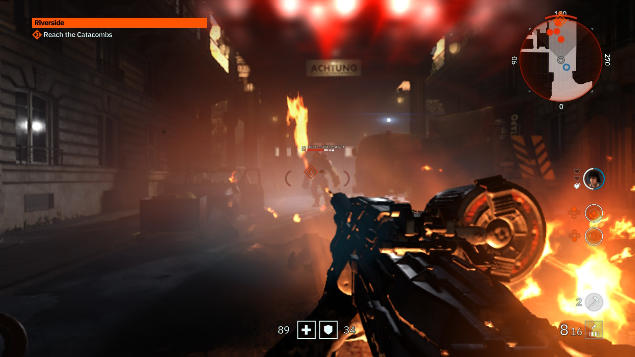 Wolfenstein Youngblood (Switch) Review - Vooks