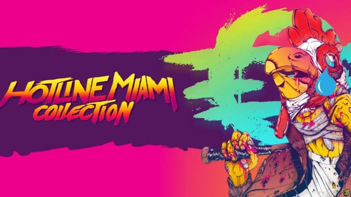 Hotline Miami Collection has been pulled from the Australian eShop