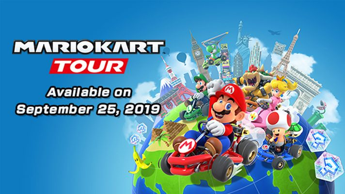 Mario Kart Tour coming to mobiles on September 25th