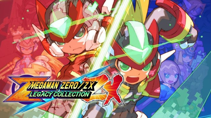 Mega Man Zero/ZX Legacy Collection announced for a January 2020 release
