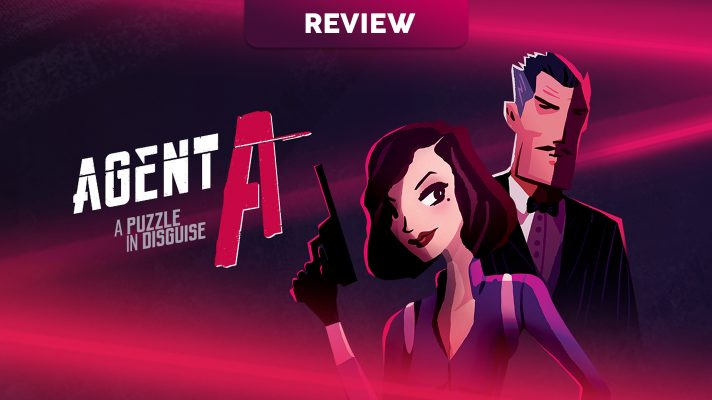 Agent A – A Puzzle in Disguise (Switch) Review