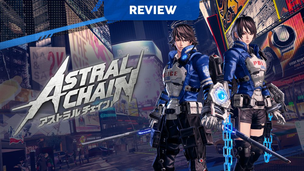 Astral Chain Review Vooks