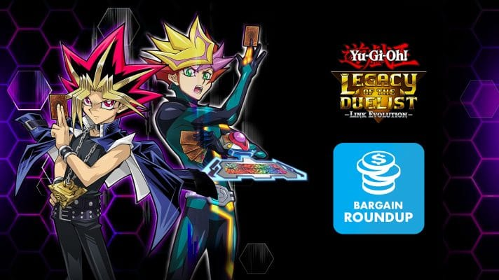 Aussie Bargain Roundup: Yu-Gi-Oh! Legacy of the Duelist: Link Evolution