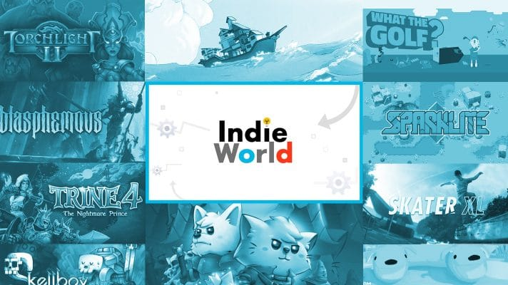 Everything from Nintendo's Indie World presentation