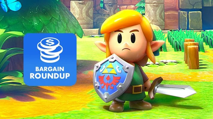 Aussie Bargain Roundup: The Legend of Zelda: Link's Awakening