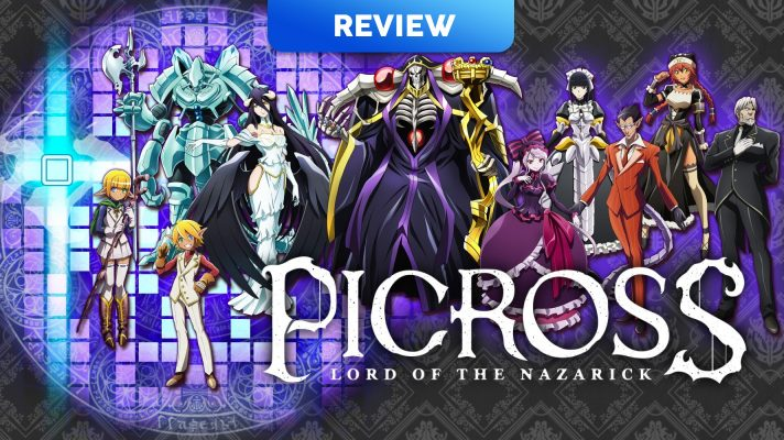 Picross Lord Of The Nazarick (Switch eShop) Review