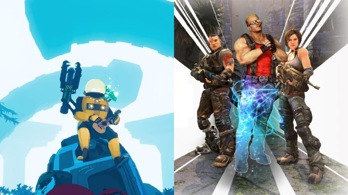 Risk of Rain 2 & Bulletstorm: Duke of Switch Edition shadow-dropped onto Switch eShop today