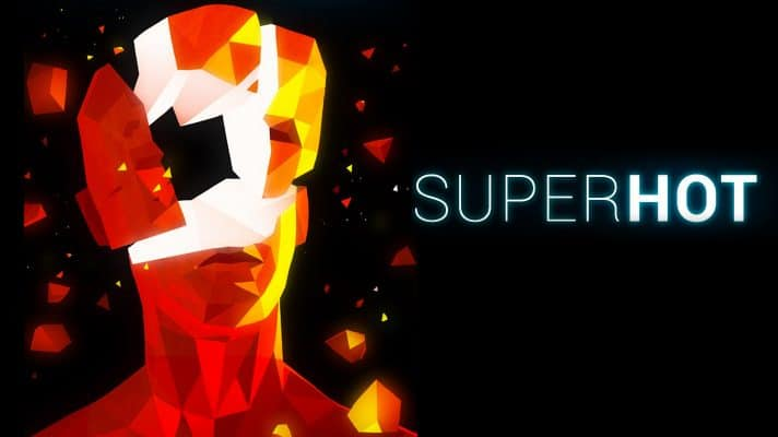 Superhot shadow drops onto the Switch eShop today