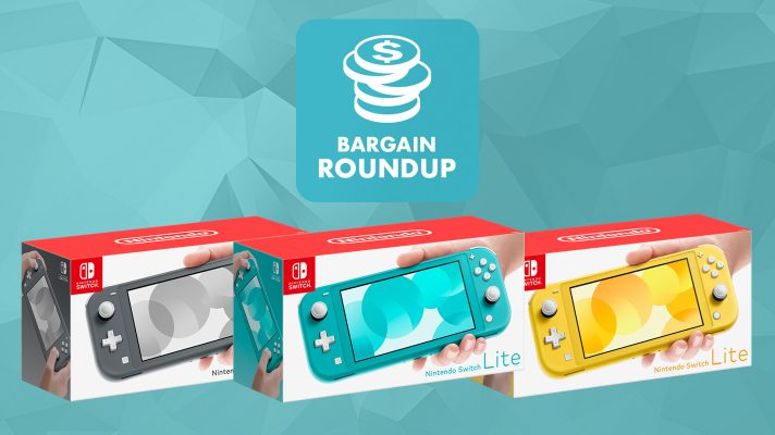 Aussie Bargain Roundup: Nintendo Switch Lite