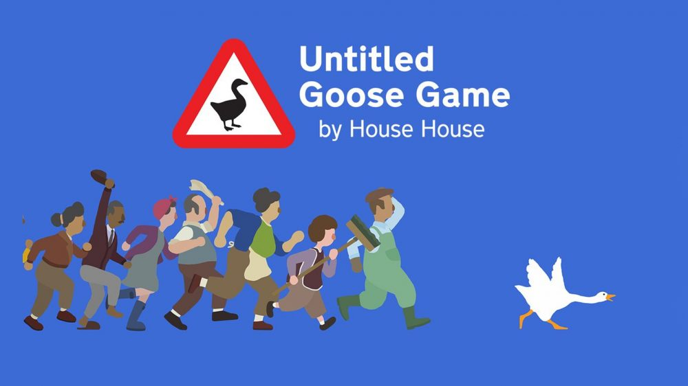 Untitled Goose Game is keeping its name and has a release date