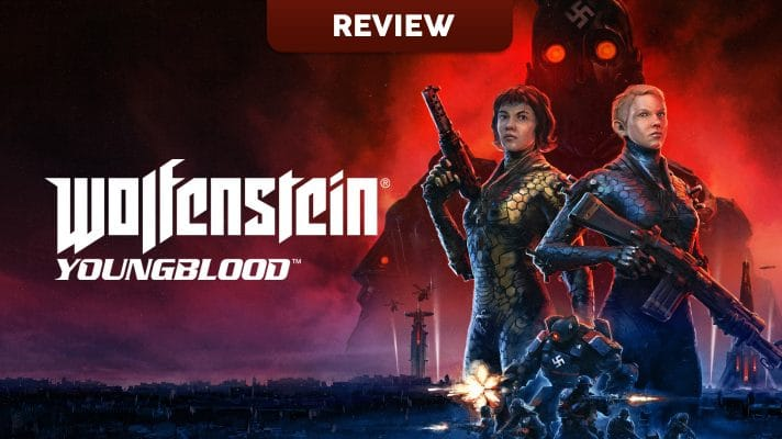 Wolfenstein Youngblood (Switch) Review