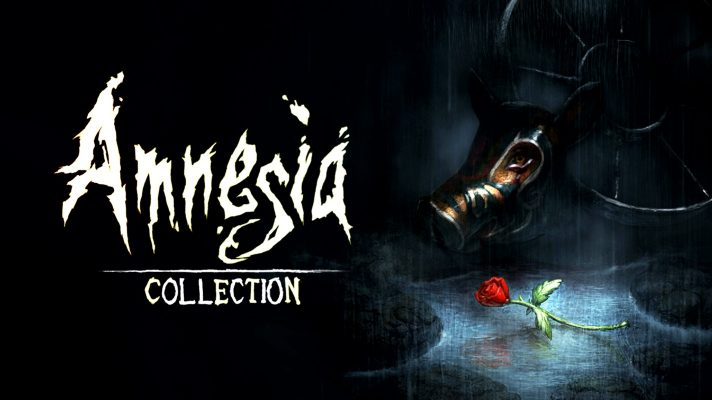 Amnesia Collection drops onto the Switch eShop out of the shadows