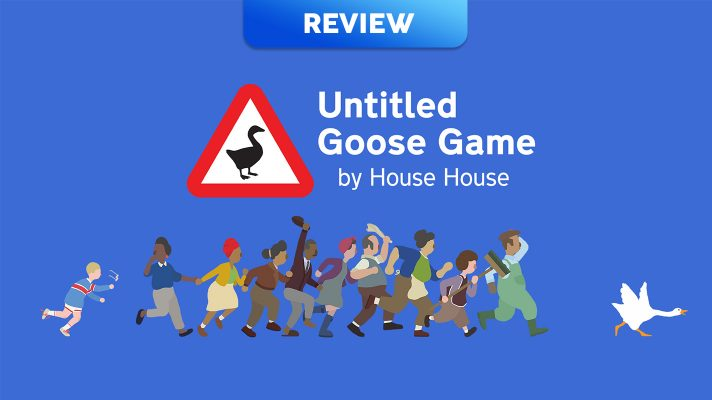 Untitled Goose Game (Switch) Review