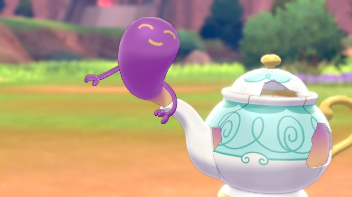 New Pokémon Sword and Shield trailer shows off clothing, camping, curry, and a teapot
