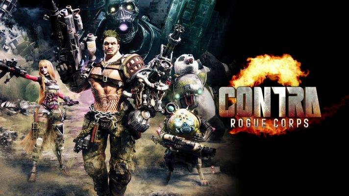 Contra: Rogue Corps gets a demo on Switch eShop