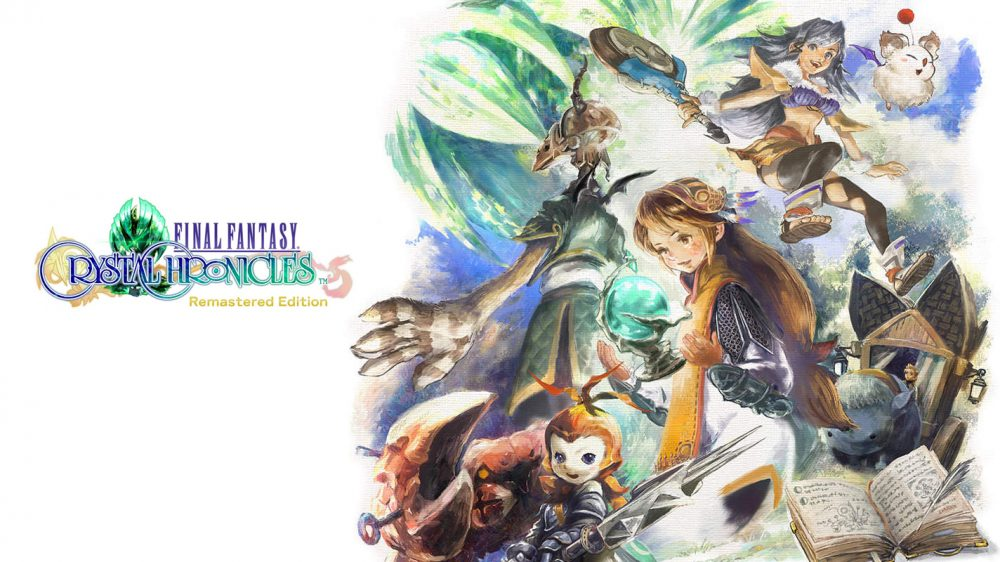 Final Fantasy Crystal Chronicles Remastered releases on January 23rd