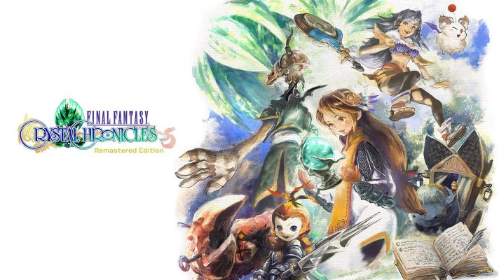 Final Fantasy Crystal Chronicles Remastered Edition delayed until mid-2020