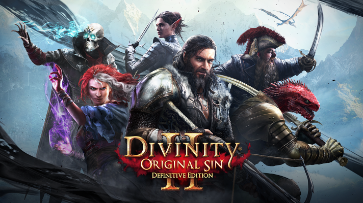 Divinity II: Original Sin: Definitive Edition launches on Switch today