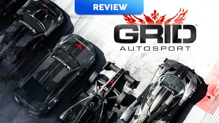 GRID Autosport (Switch) Review