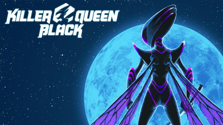 Killer Queen Black launches October 11th on Switch