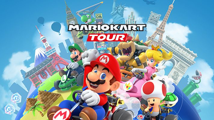 Real-time multiplayer goes live in Mario Kart Tour next week