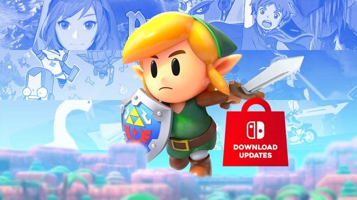Nintendo Download Update (16/9 – 22/9) Spirit is high, Wallet is Lite