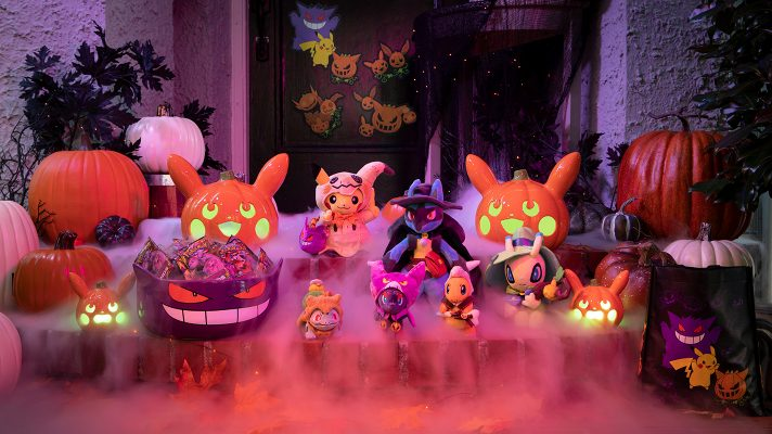 Pokémon is getting spooky this Halloween