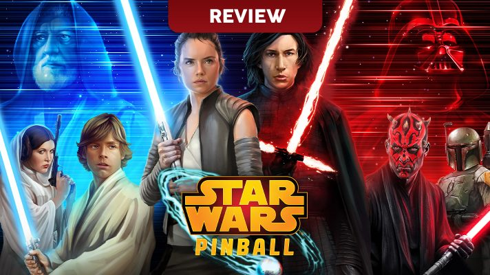 Star Wars Pinball (Switch) Review