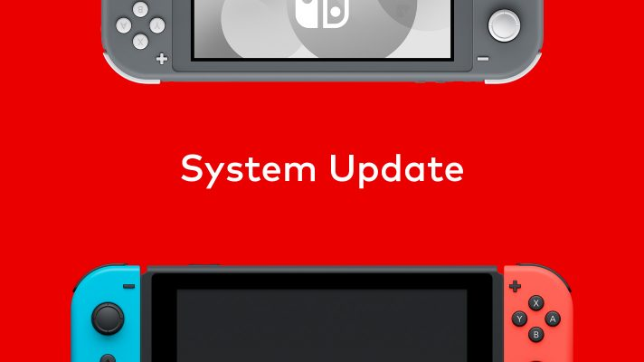 Nintendo Switch firmware updated to version 9.0.0