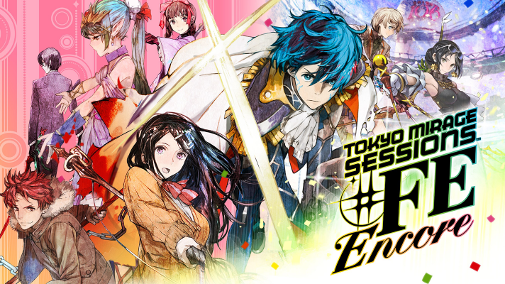 Tokyo Mirage Sessions #FE Encore debuts on Switch in 2020