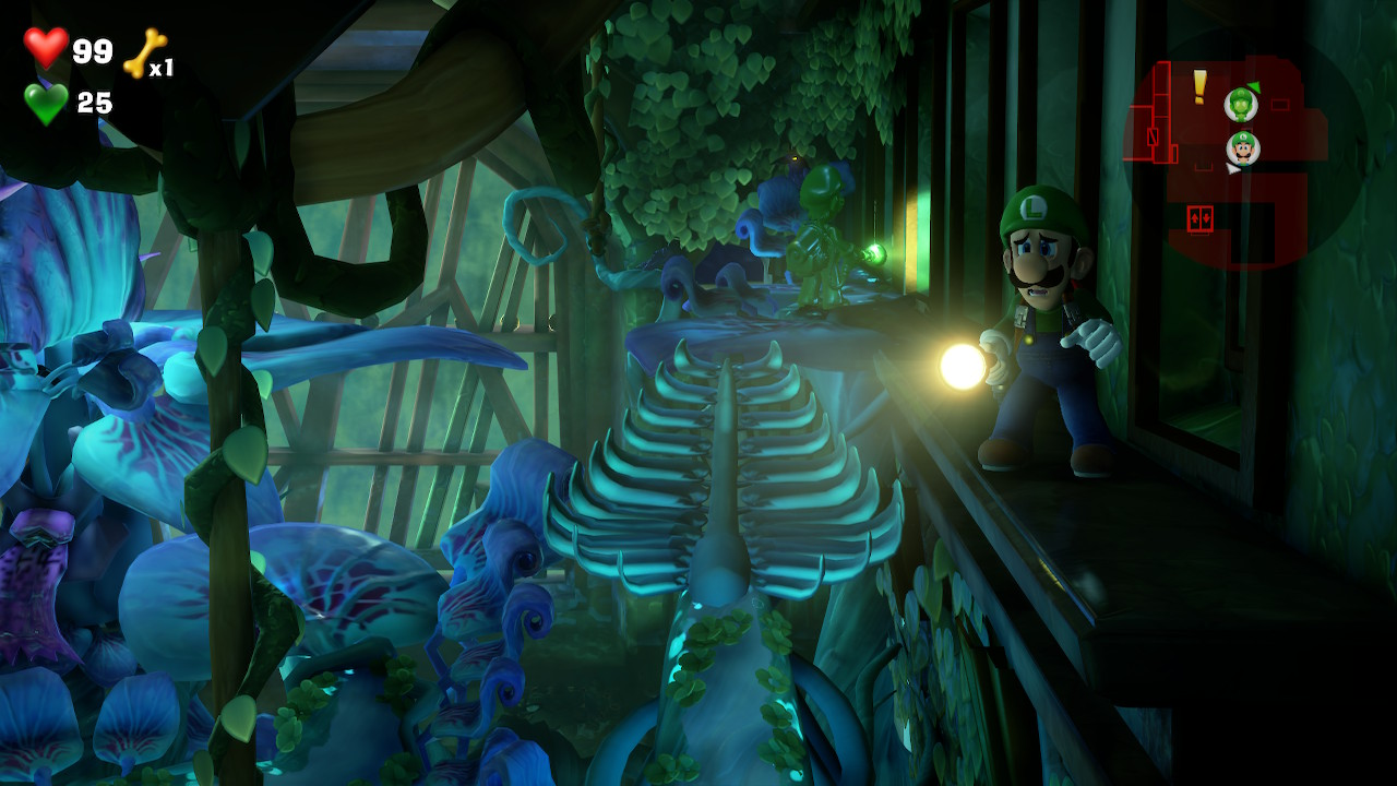 Luigi S Mansion 3 Switch Review
