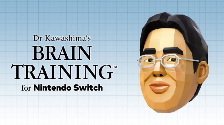 Dr. Kawashima's Brain Training for Nintendo Switch heads to Europe on January 3rd, 2020
