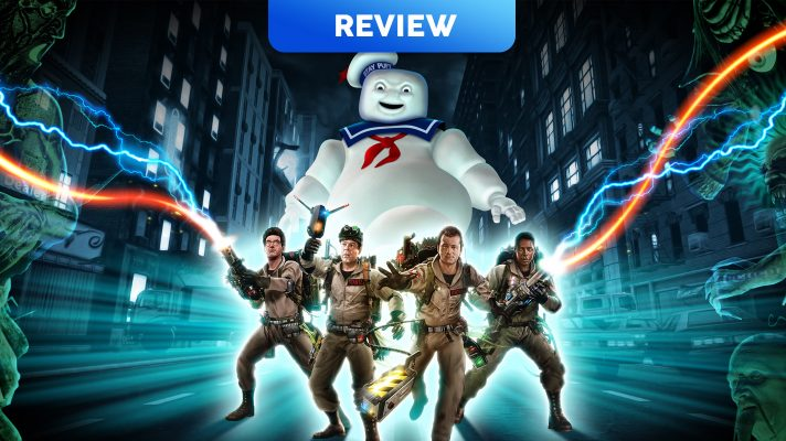 Ghostbusters: The Video Game Remastered (Switch) Review