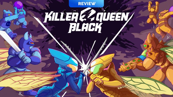 Killer Queen Black (Switch) Review