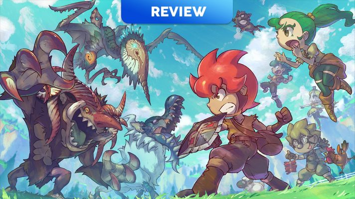 Little Town Hero (Switch) Review