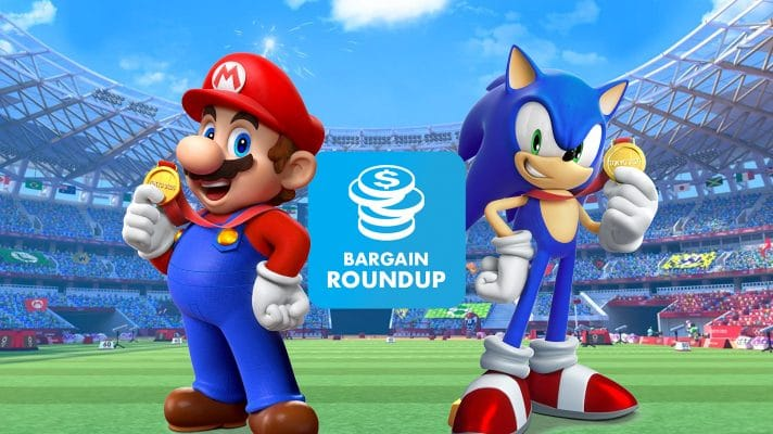 Aussie Bargain Roundup: Mario & Sonic at the Olympic Games Tokyo 2020