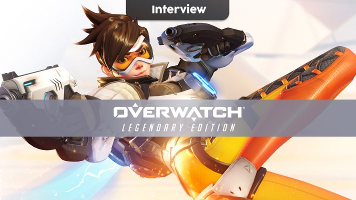 Talking Overwatch on Nintendo Switch with producer Wes Yanagi