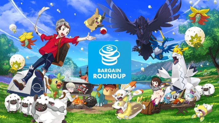 Aussie Bargain Roundup: Pokémon Sword and Pokémon Shield
