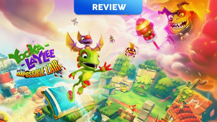 Yooka-Laylee and the Impossible Lair (Switch) Review