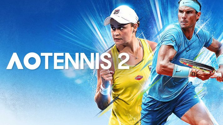 AO Tennis 2 coming to Nintendo Switch January 2020