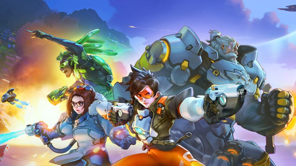 Watch Almost 2 Hours of Overwatch 2 PvE and PvP Gameplay
